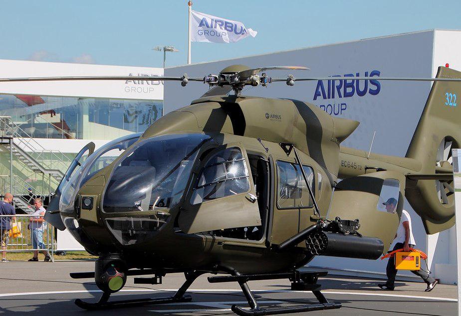 ВСУ, вертолеты, ВМС, франция, Украина, airbus
