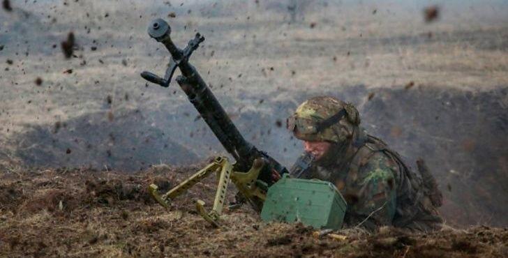 Наемники РФ 9 раз срывали режим перемирия на Донбассе – один защитник Украины получил ранения