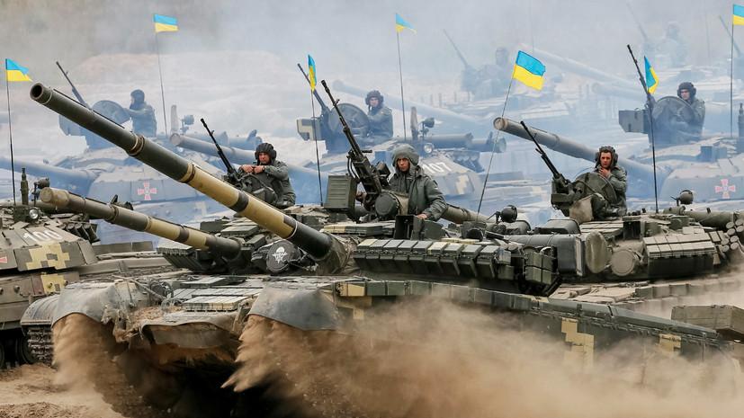 Армия Украины мощно разгромила гусеничный тягач и зенитку боевиков в горячей точке фронта – кадры