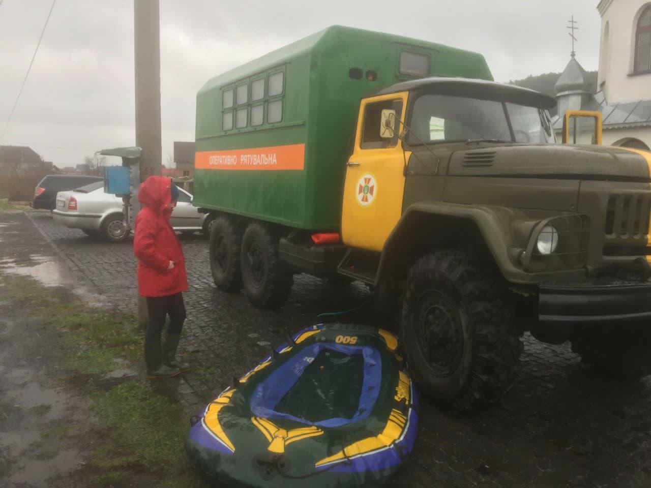 наводнение, Закарпатье, паводки, новости Украины, ГСЧС, происшествия