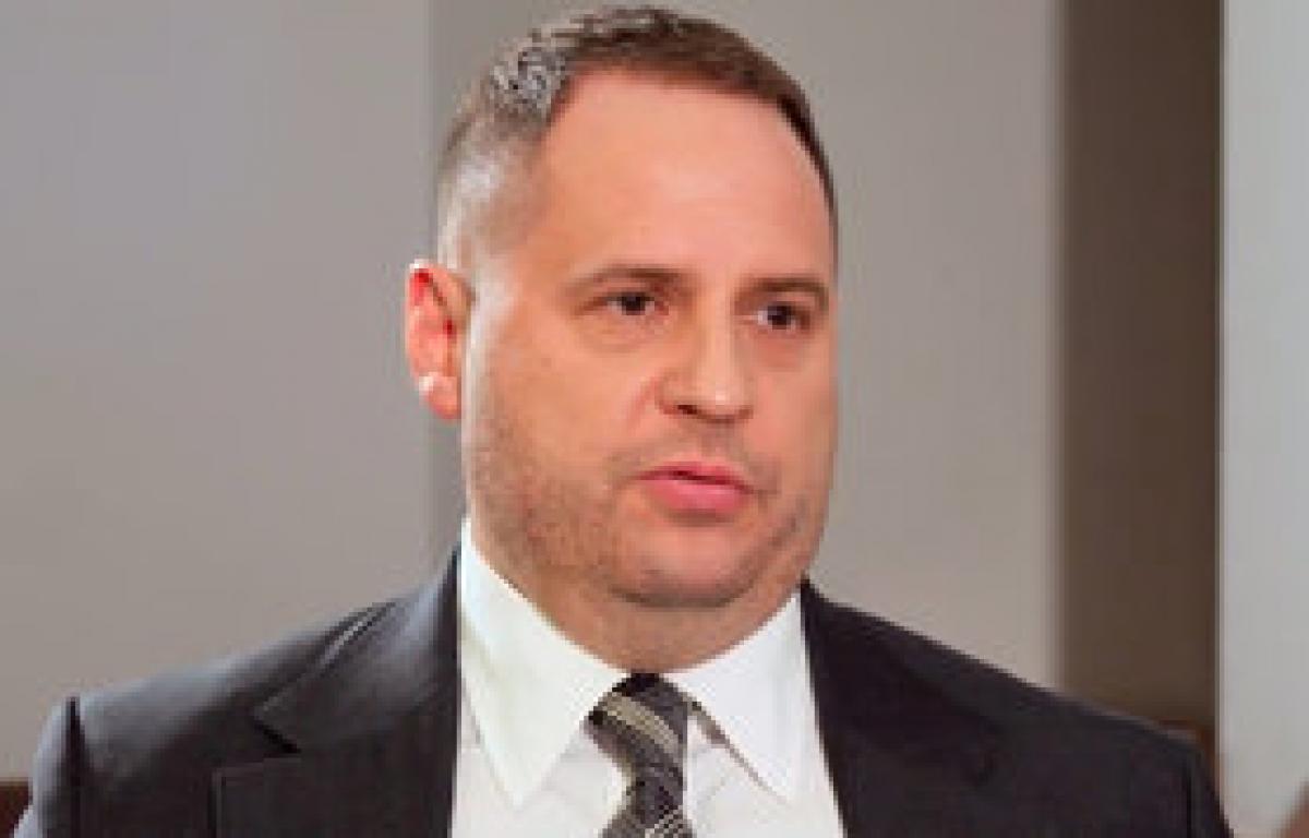 """Переговоры Украины с """"ДНР"""" и """"ЛНР"""": Ермак ответил, с кем Киев сядет за стол переговоров"""