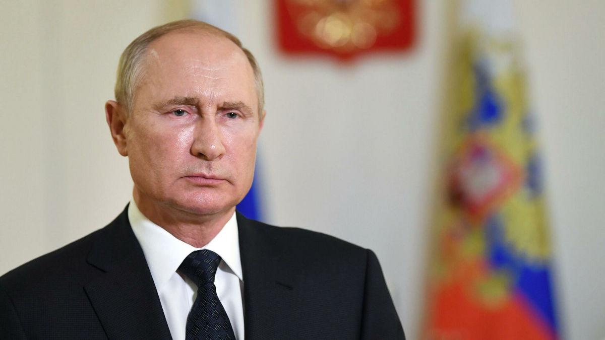 Путин прервал молчание о форме сборной Украины с Крымом