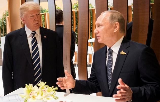 """""""Он не """"лепил горбатого"""". Я от него этого не ожидал"""", - Путин рассказал, что его больше всего удивило в Трампе при личной встрече"""