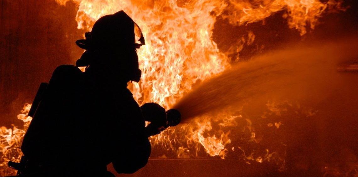В Киеве произошел пожар на Крещатике: что известно