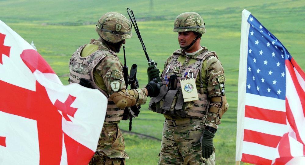 Идите домой: НАТО требует от России убрать свои войска с территории Грузии