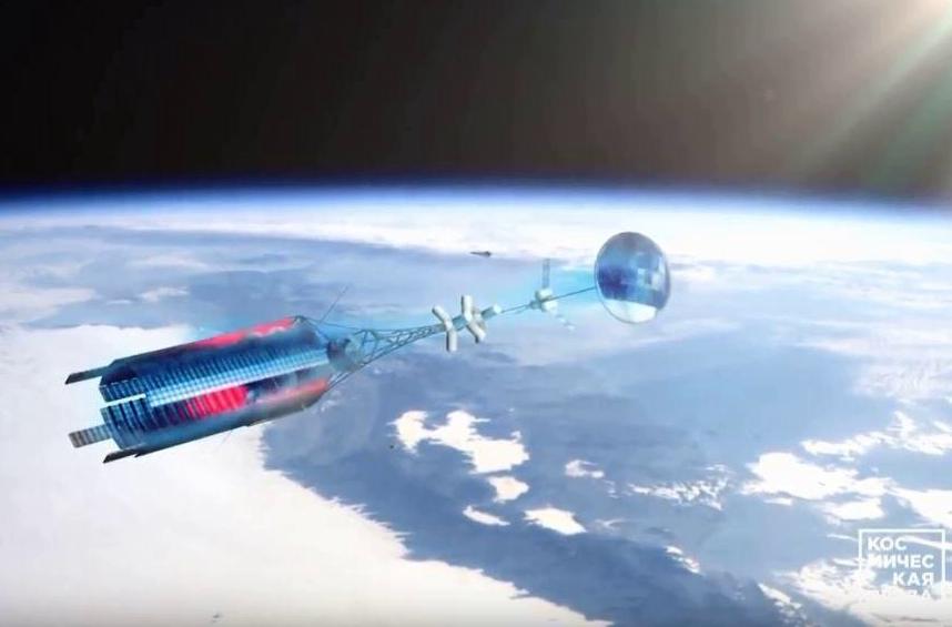 """""""Слямзили"""" у Кэмерона: соцсети обнаружили новый ядерный космический корабль РФ в """"Аватаре"""""""