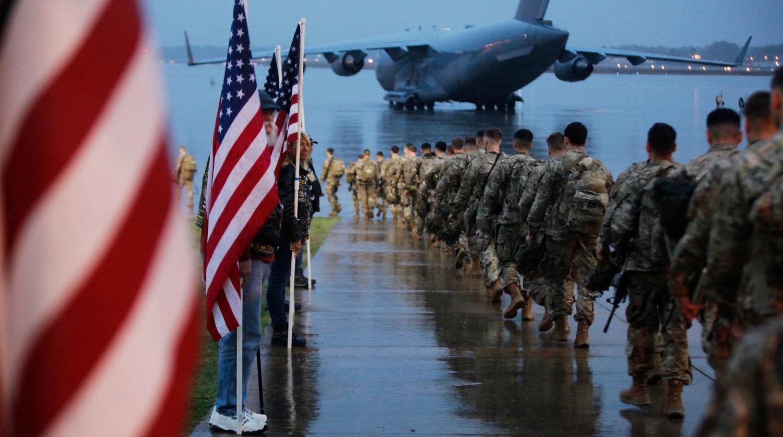 СМИ: США выводят войска из Афганистана, чтобы завести их в Узбекистан и Таджикистан для защиты от РФ