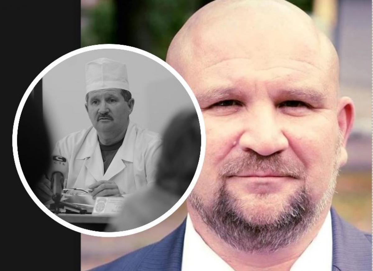 В Черкассах от COVID-19 умер хирург Олег Гайда: он ушел вслед за братом-начальником госпиталя Иваном Гайдой