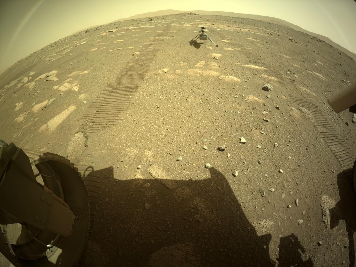 Perseverance сумел получить кислород на Марсе: детали испытания