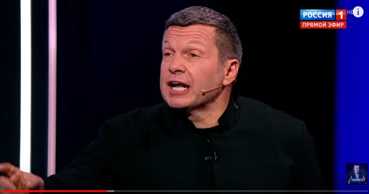 Соловьев рассказал, чем поступок Садового разозлил россиян