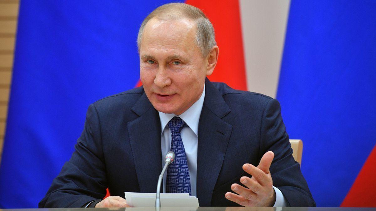 """""""Применение военной силы"""", – Путин в Давосе пояснил, к чему ведут санкции"""