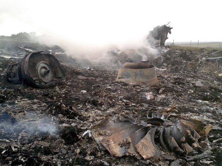 В Минобороне РФ обвинили Украину в бездействии по расследованию крушения «Боинга-777»