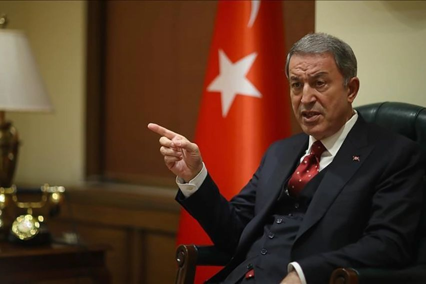 """""""Украина - наш стратегический партнер"""", - министр обороны Турции ответил Москве на """"месть"""" с туристами"""