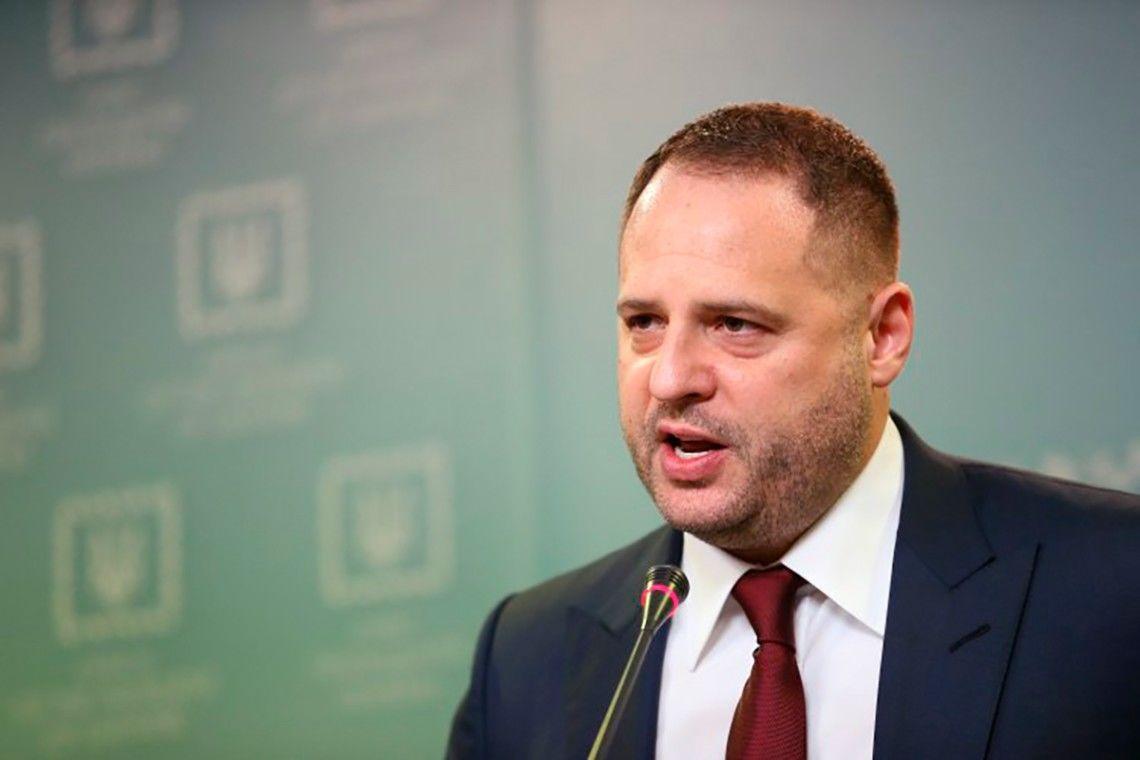 """""""Украина должна ежедневно требовать"""", - Ермак о новой цели власти Зеленского"""