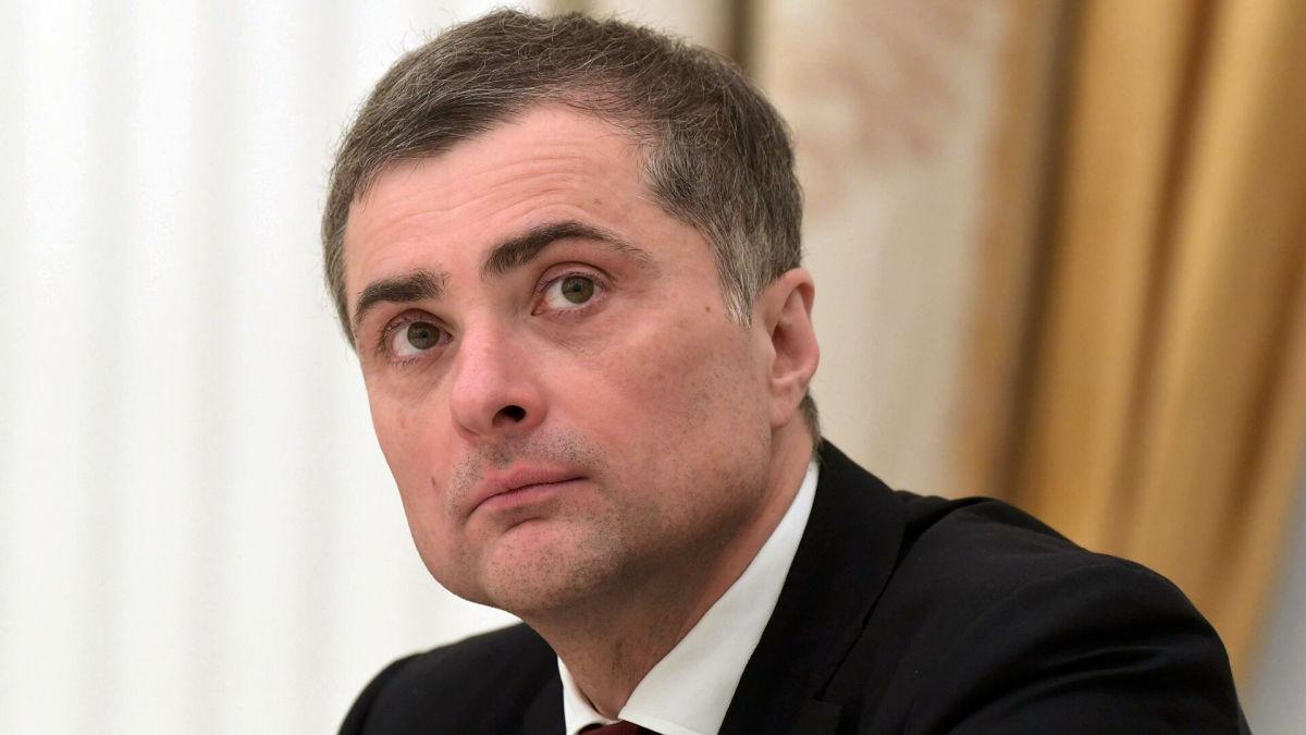 """Сурков наказан за то, что не смог довести до конца проект """"Новороссия"""", - Венедиктов"""