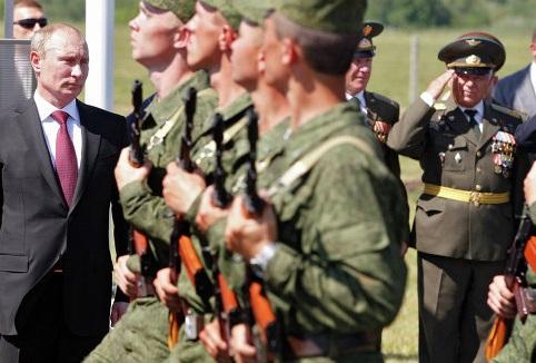 Наша страна всегда готова к вторжению России - Министр юстиции Украины