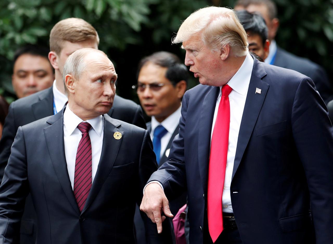 """Мощные слова Трампа: """"Я дал Украине оружие и убийц танков, а Путин от меня всегда жестко получает по полной"""", - CBS"""