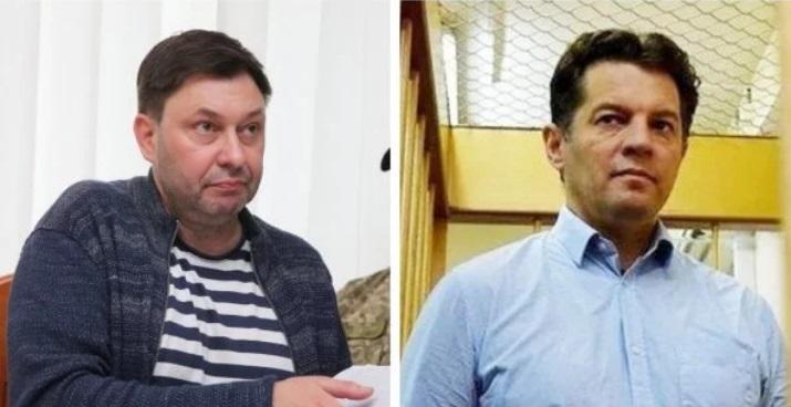 """""""Мы не исключаем этого"""", - адвокат Вышинского об обмене российского журналиста на Сущенко"""