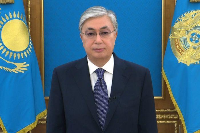 """Президент Казахстана Токаев ответил на территориальные претензии Москвы: """"Никто извне"""""""