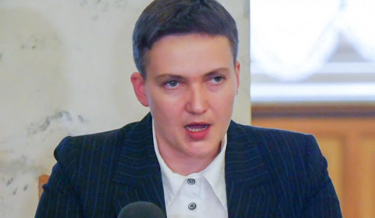 """Савченко в интервью НТВ """"замахнулась"""" на Кремль: """"Только в этом случае буду говорить на их языке"""""""