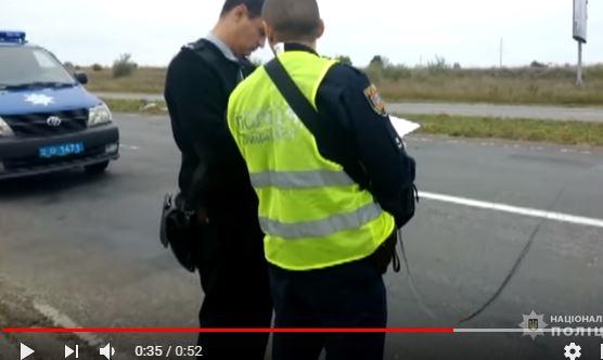 Голову нашли через несколько метров: под Одессой обнаружили обезглавленного мужчину - кадры с места ЧП