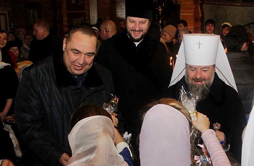 Министерство культуры обвинило РПЦ МП в сотрудничестве с террористами непризнанных республик Донбасса