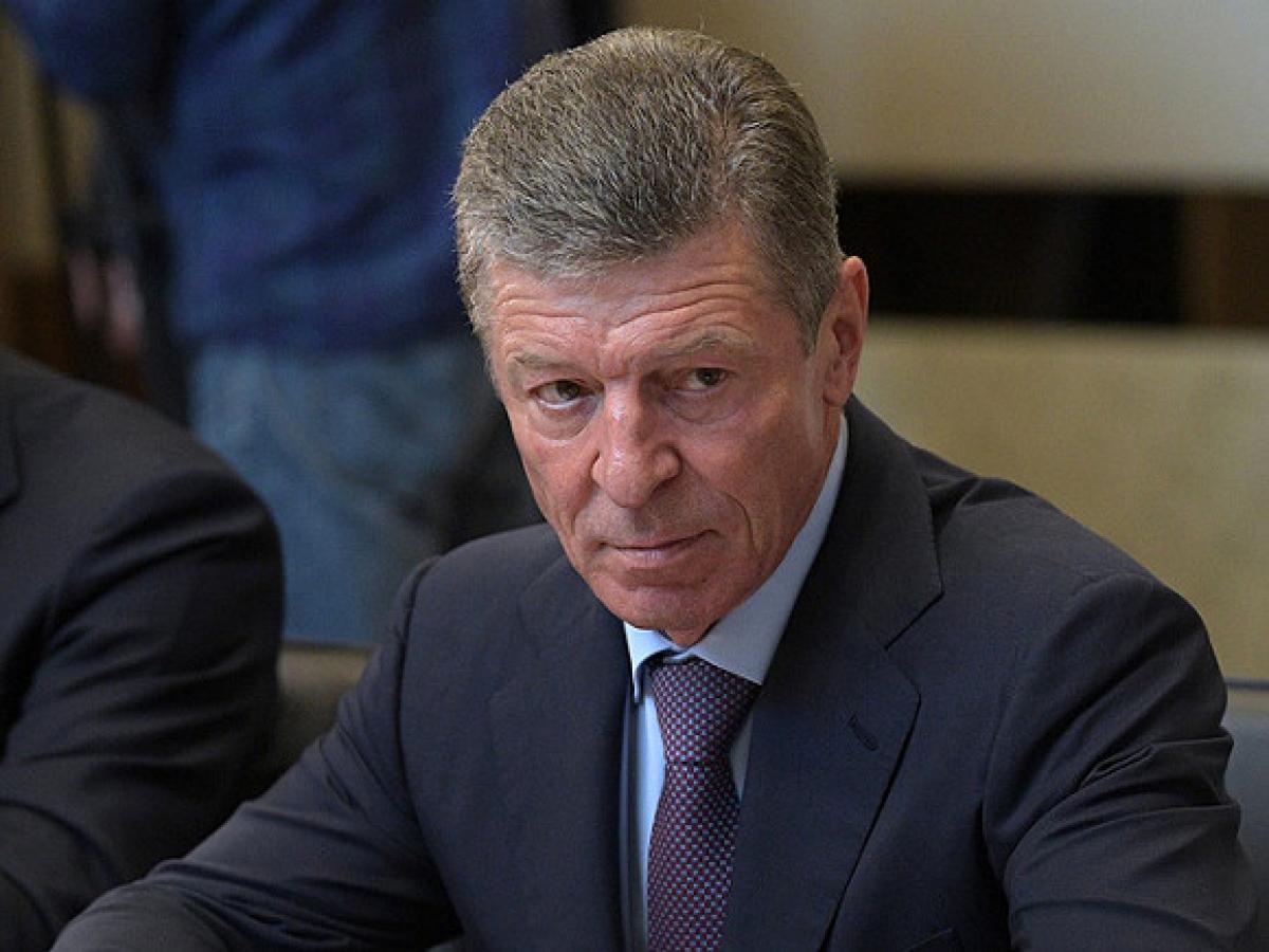 Козак заявил, что не намерен больше участвовать в переговорах с Ермаком по Донбассу: опубликован документ