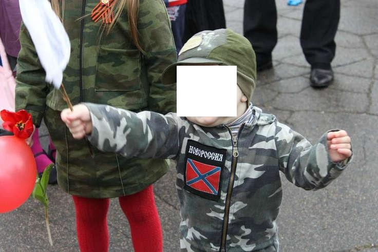 """""""Террористы """"ЛНР"""" переключились  на совсем маленьких детей. Молодежь, которая помнит Украину, для них потеряна навсегда"""", - блогер"""