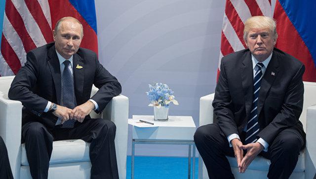 Стало известно, о чем говорили президенты Путин и Трамп во время ужина на саммите G20 в Гамбурге: глава Белого дома поделился сенсационными подробностями