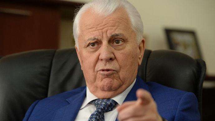 Deutsche Welle: Кравчук заявил о нецелесообразности переговоров по Донбассу и предложил перенести площадку