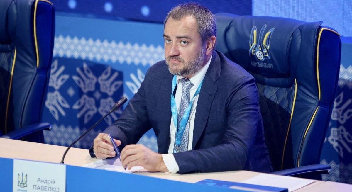 Футбольный матч между сборными России и Украины: Павелко озвучил условия