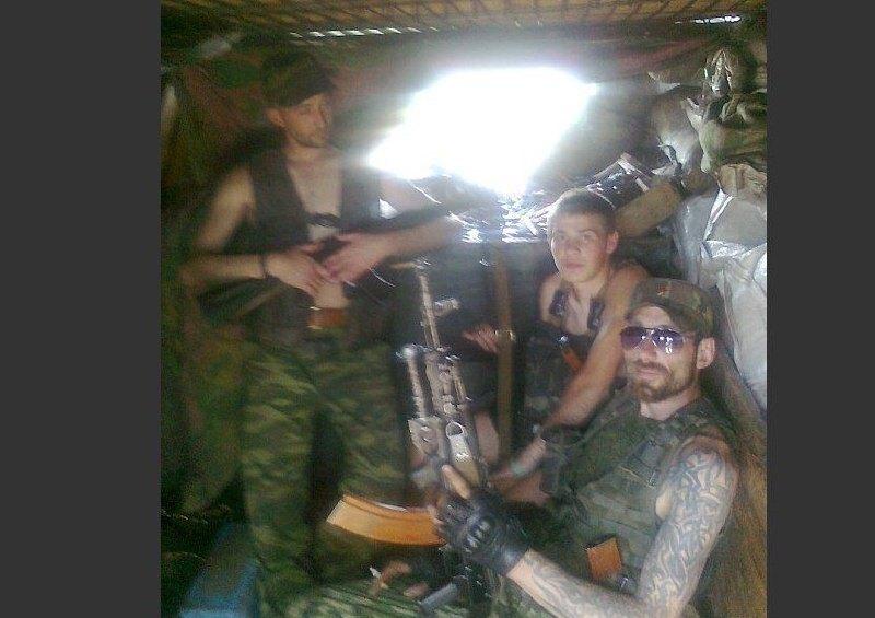 Возле Горловки ликвидирован боевик Койот, детали держат в тайне: фото и личные данные
