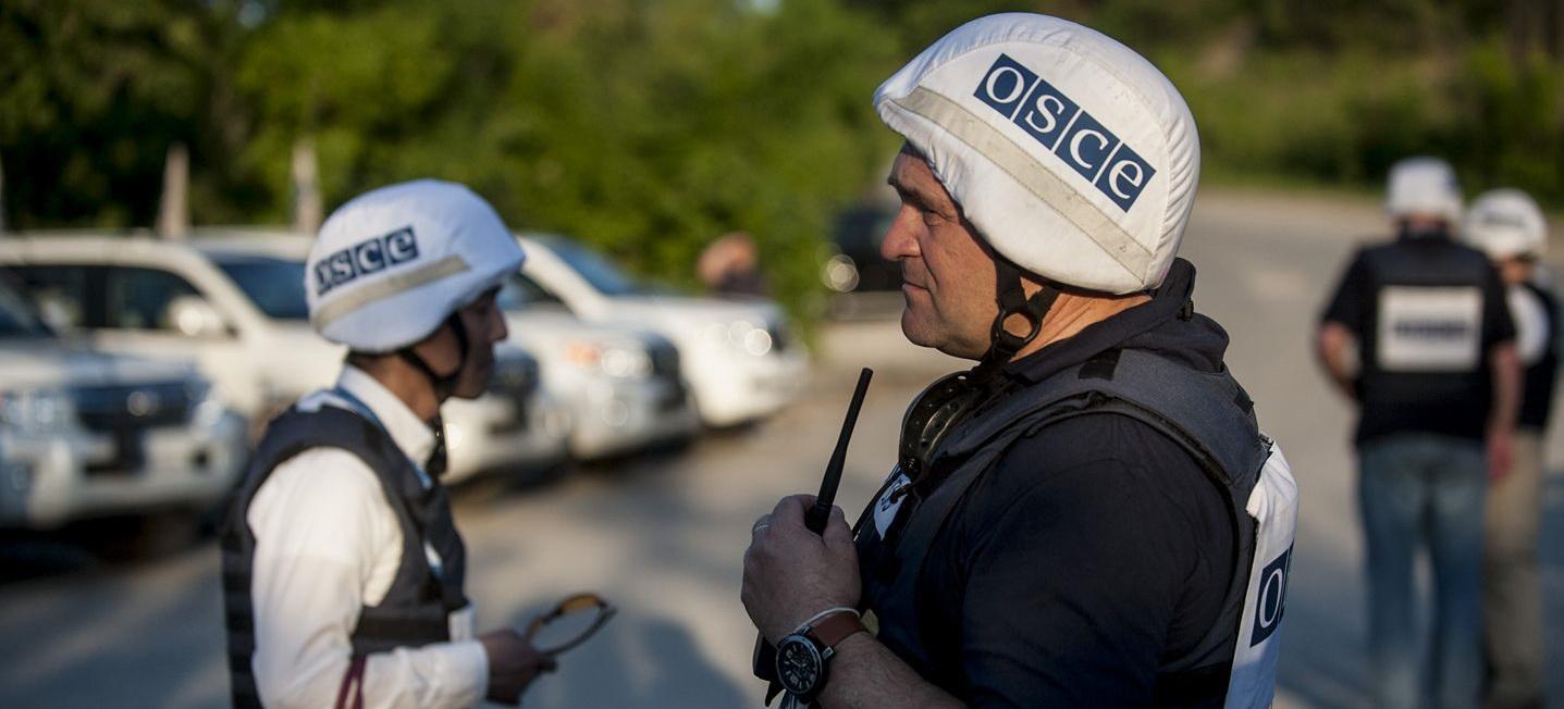 Перемирие на Донбассе: ОБСЕ зафиксировала более 100 случаев нарушения режима тишины