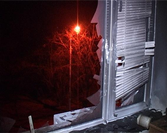 Пожар в кабинете судьи ГРУшников: в Сети опубликовали первые кадры с места происшествия