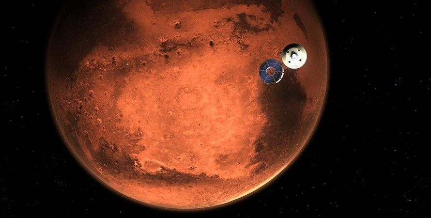 Марсоход NASA Perseverance совершает посадку на Марс: прямая трансляция