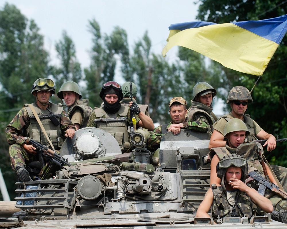 Боевые действия в Донецке 11.08. Хроника событий