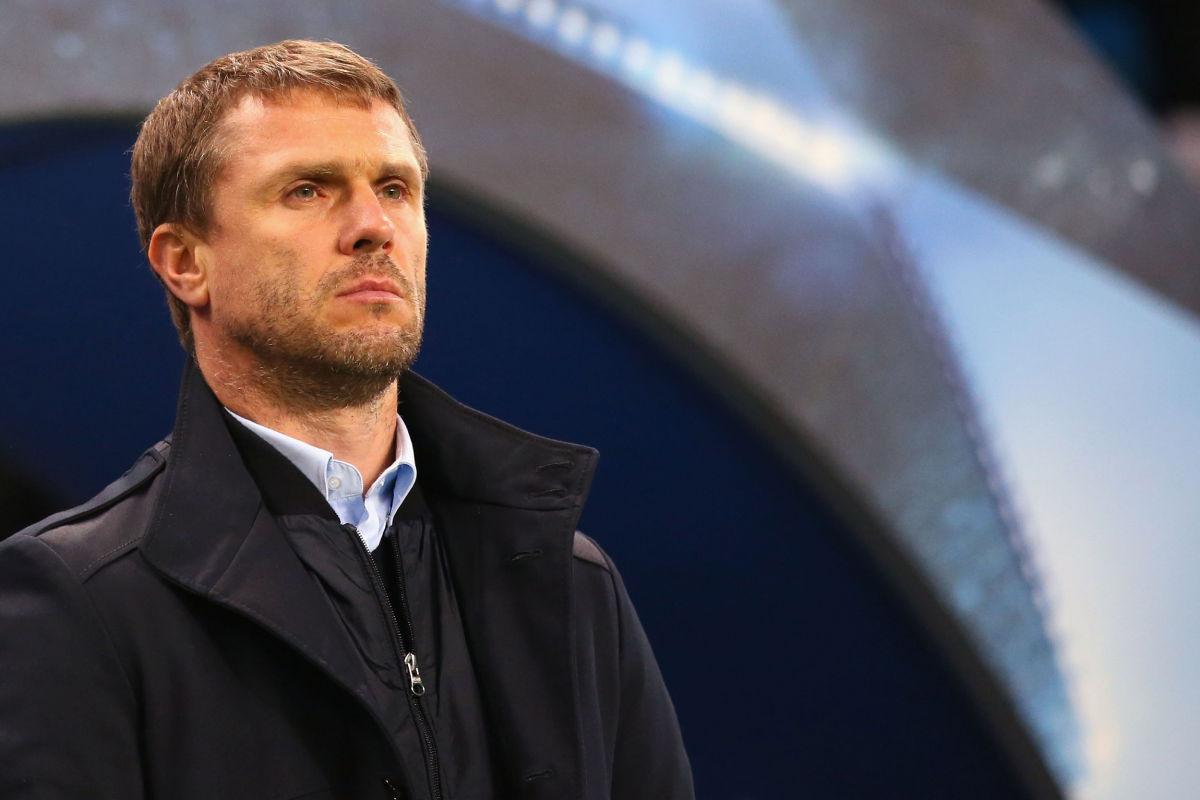 Ребров прокомментировал свою кандидатуру на пост тренера сборной Украины и назвал главное условие