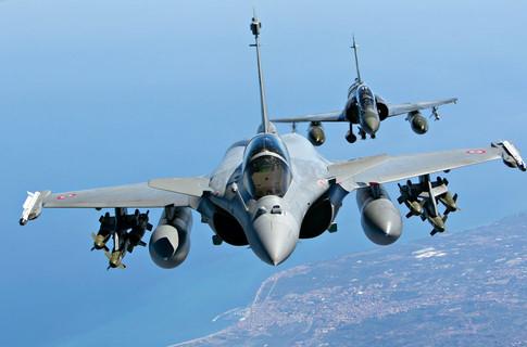 Истребители НАТО будут отрабатывать полеты над Эстонией на низких высотах
