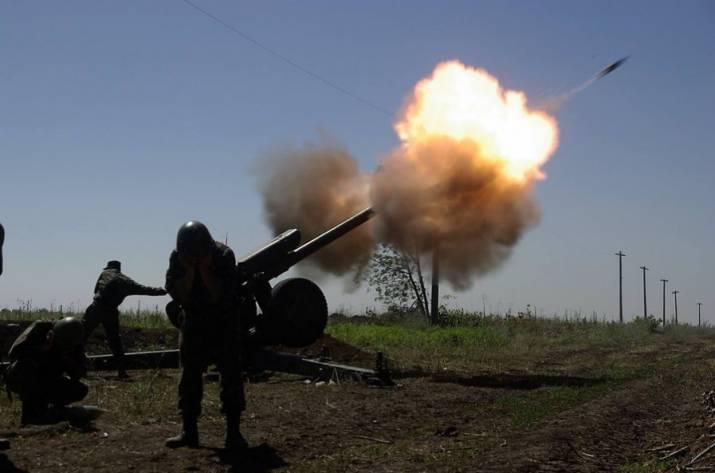 Как минимум двое погибших террористов: появилась новая информация относительно потерь врага в районе села Желобок