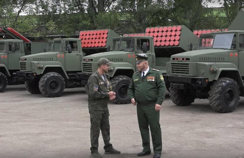 """На Донбассе что-то намечается: оккупант притащил """"Чебурашку"""" под Мариуполь"""