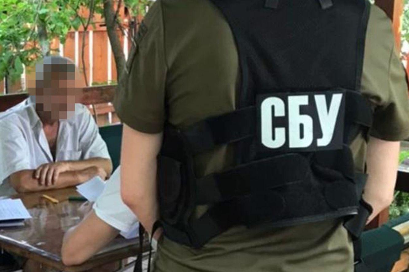 Интересовали артсклады ВСУ: на Черкасчине контрразведка СБУ вычислила агента ФСБ