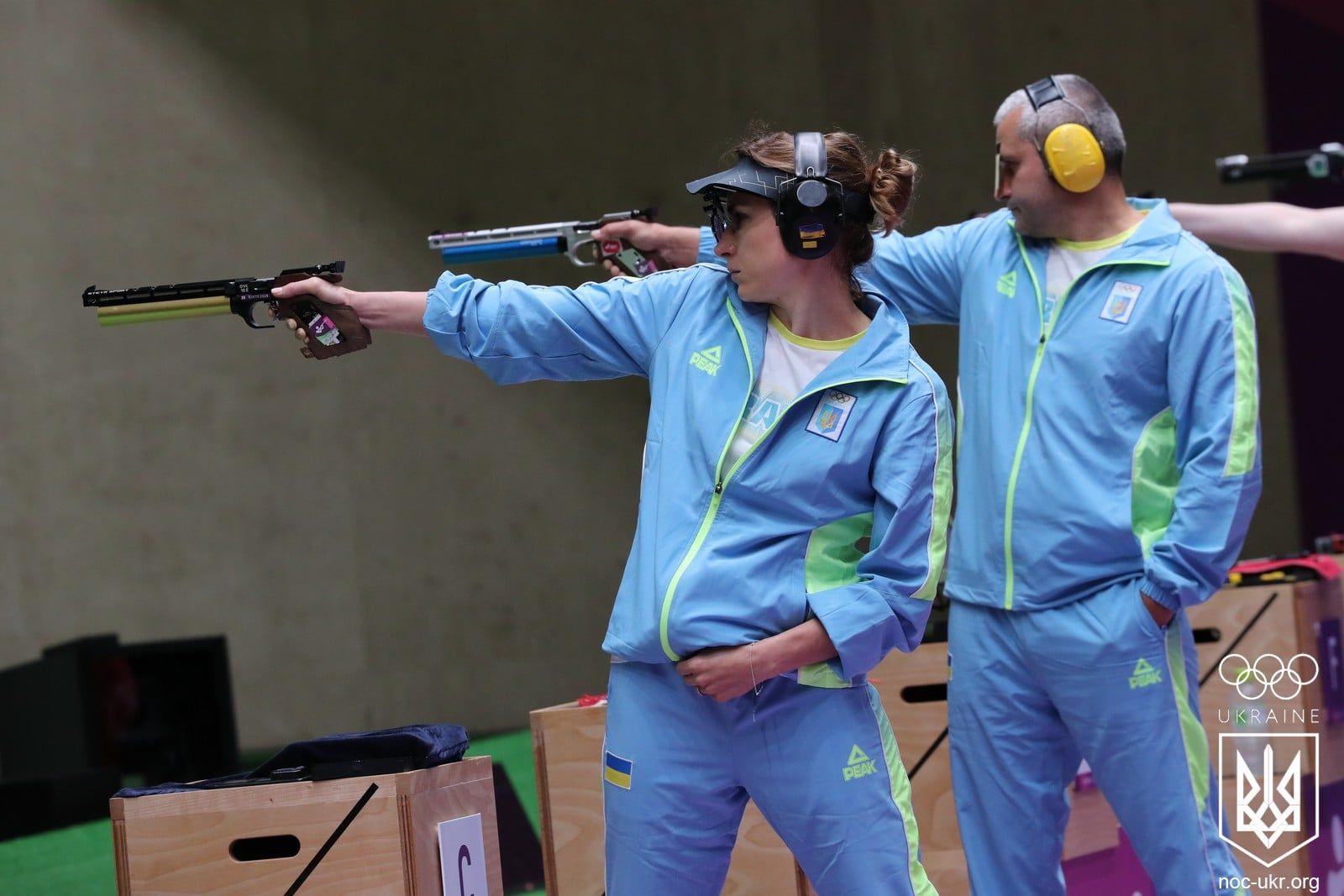 Украина выиграла медали на пятый день Олимпиады в Токио