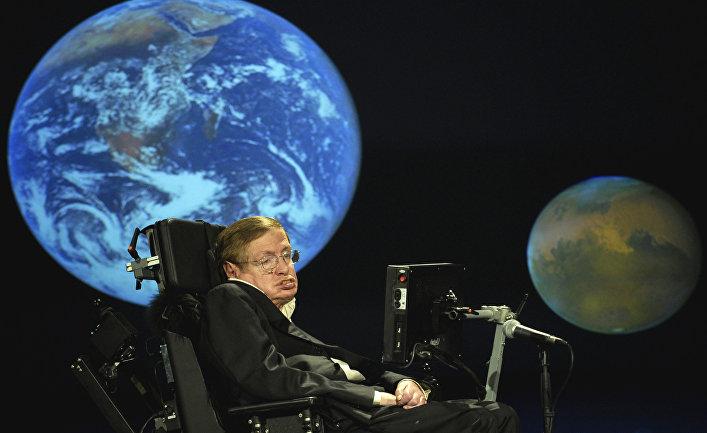 хокинг, космос, земля, конец света, человечество, предсказание