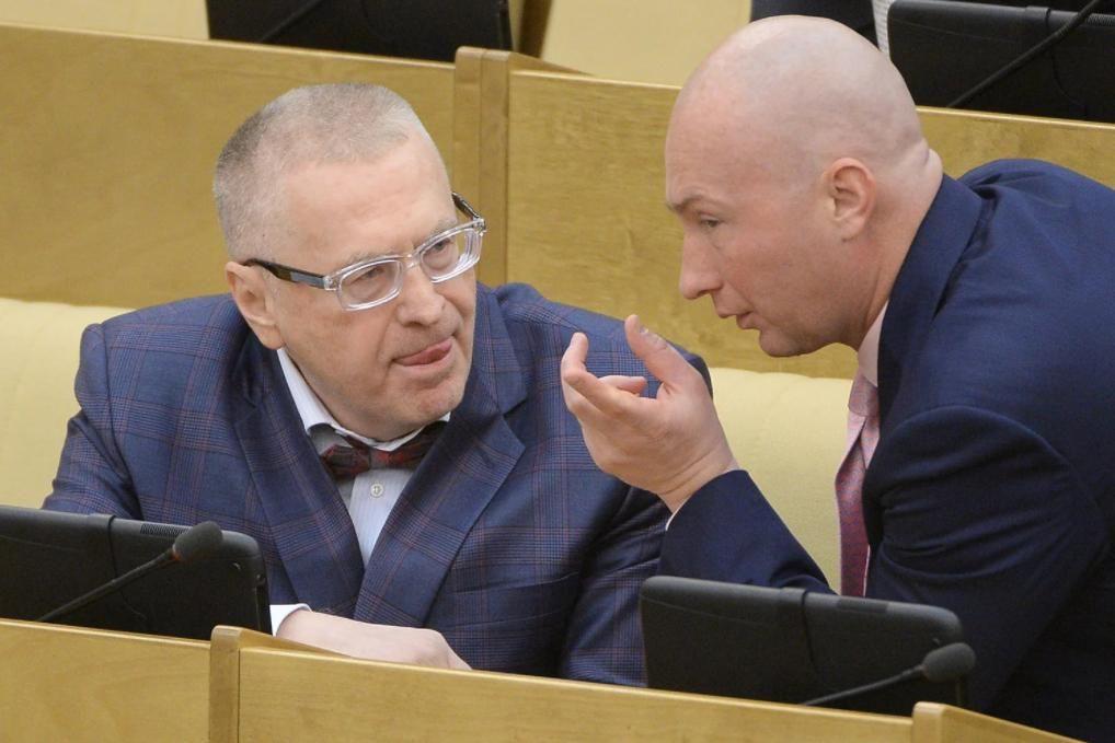 """""""На**ть мне на них! Вылетят они сегодня"""", – депутат Думы Лебедев высказался про матч Украина – Швеция"""