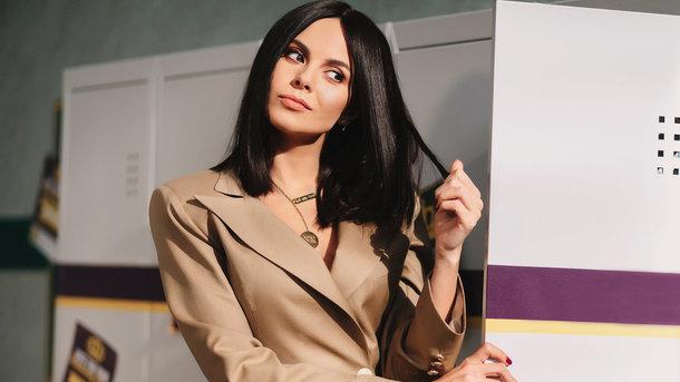 Украина, Настя Каменских, певица, показала, Instagram, горячие фото, шоу-бизнес, общество, кадры, Сети, экстаз