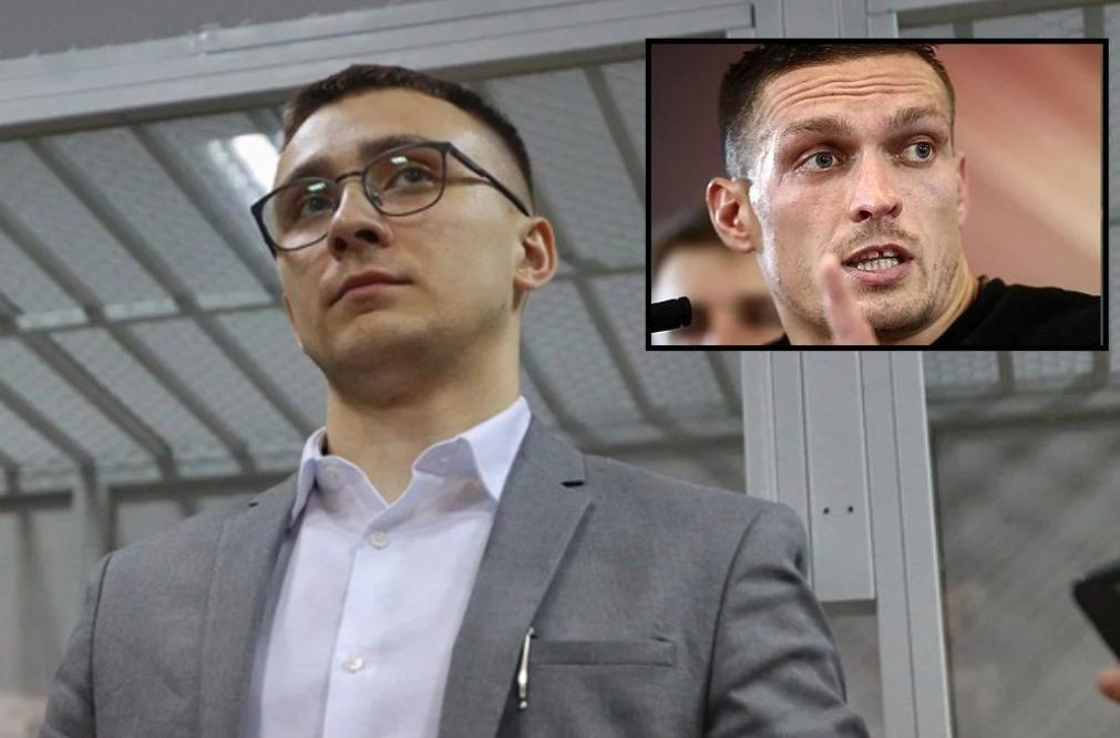 Болевший против Усика Стерненко вызвал споры заявлением после победы боксера