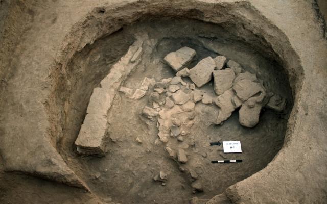 Археологи нашли на территории Украины древний артефакт для жертвоприношений