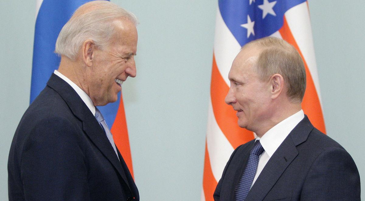 Появились данные опроса граждан США относительно Байдена, России и Путина