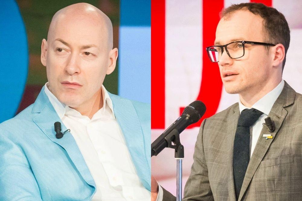 """""""Вы опасный человек"""", –  Гордон публично поспорил с министром Малюськой"""