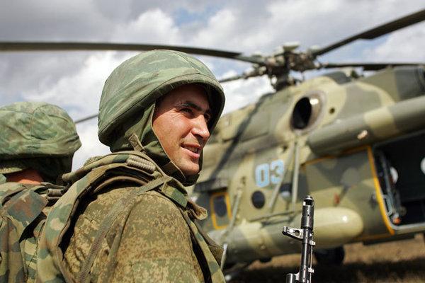 Россия готовит новое вторжение? Три российских вертолета нарушили воздушное пространство Литвы